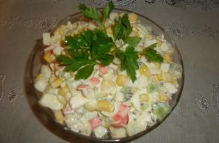 """Салат """"Новый вкус"""" (рецепт с пошаговыми фото)"""