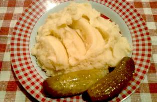 Картофельное пюре на молоке в мультиварке Brand 502 (пошаговый фото рецепт)