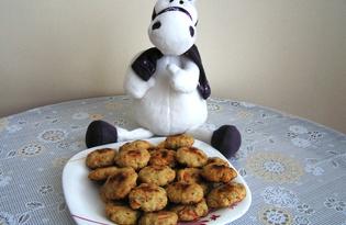 """Рецепт """"Овсяное печенье с семечками """"Пегас"""""""" пошаговое фото"""