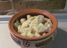 Ленивые вареники (пошаговый фото рецепт)