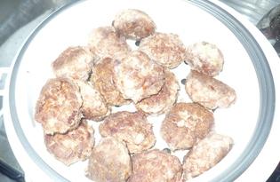 Свиные котлеты на майонезе (пошаговый фото рецепт)