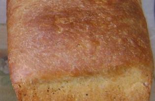Хлебушек пшеничный домашний (рецепт с пошаговым фото)