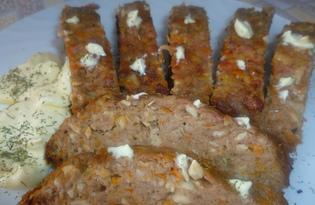 Куриный фарш в фольге (рецепт с пошаговым фото)