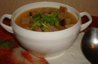 Суп-пюре с телятиной (рецепт с пошаговым фото)