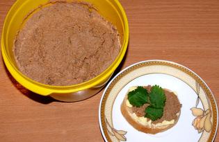 Паштет из куриной печени (пошаговый фото рецепт)