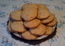 """Печенье """"Геркулес"""" (рецепт с пошаговыми фото)"""