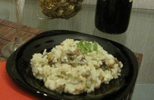 Ризотто с морепродуктами (пошаговый фото рецепт)