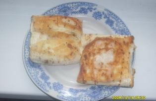 Пицца порционная в лаваше (рецепт с пошаговыми фото)