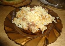 Плов в духовке по мужски (пошаговый фото рецепт)