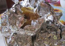 Запеченный картофель с салом (рецепт с пошаговыми фото)