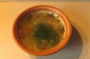 Рисовый суп с грибами (рецепт с пошаговыми фото)