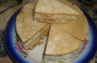"""Торт """"Битое стекло"""" (рецепт с пошаговыми фото)"""