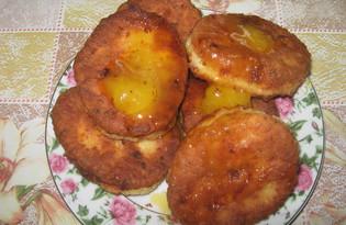 Сырники с медом (рецепт с пошаговым фото)