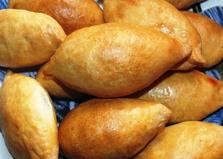 Быстрые печеные пирожки (рецепт с пошаговыми фото)
