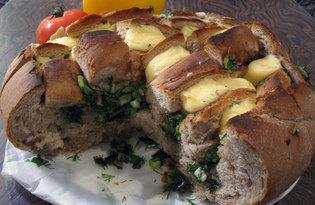 Хлеб закусочный «Хуторок» (пошаговый фото рецепт)