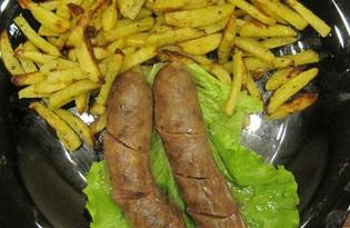 Картофель в аэрогриле (рецепт с пошаговыми фото)