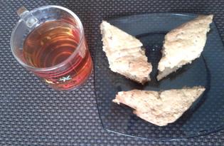 Пирожные с орехами и шоколадом (рецепт с пошаговыми фото)