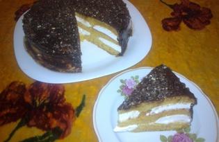Торт Морковный (рецепт с пошаговыми фото)