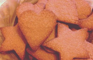 Печенье с какао (рецепт с пошаговыми фото)