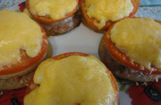 Котлеты по-гавайски (пошаговый фото рецепт)