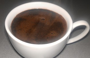 Эспрессо с красным перцем (пошаговый фото рецепт)