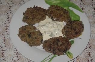 Гречаники с грибами (рецепт с пошаговыми фото)
