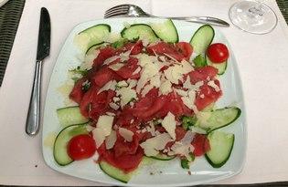 Карпаччо (пошаговый фото рецепт)