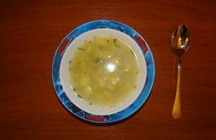 Детский суп с пшеном (рецепт с пошаговыми фото)