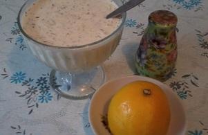 "соус ""Тартар"" на основе майонеза (пошаговый фото рецепт)"