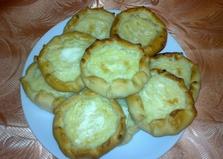 Шаньги с картофельной начинкой (пошаговый фото рецепт)