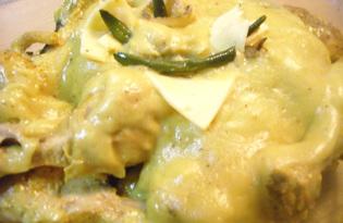 Ножки карри в ананасовом соусе (рецепт с пошаговыми фото)