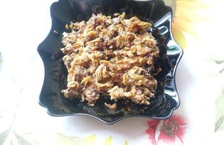 Капуста тушеная с мясом (рецепт с пошаговыми фото)