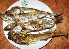 Рыба диетическая (пошаговый фото рецепт)