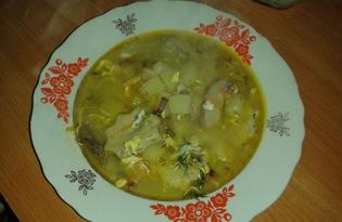 Суп с галушками по казацки (рецепт с пошаговыми фото)