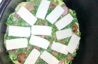 Омлет с плавленными сырками в мультиварке (рецепт с пошаговыми фото)