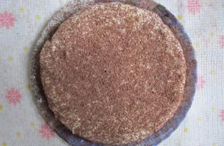 Чайный торт с кремом на сгущенке в мультиварке (пошаговый фото рецепт)