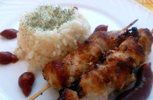 Сатэй из курицы (рецепт с пошаговыми фото)