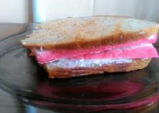 Гамбургер с крабовыми палочками (рецепт с пошаговыми фото)
