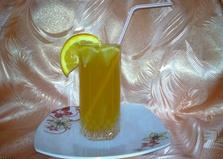 Напиток к праздничному столу (пошаговый фото рецепт)