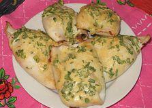 Кальмар с начинкой (пошаговый фото рецепт)