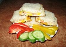 """Бутерброды """"Сытый муж"""""""