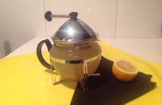 Имбирный чай (пошаговый фото рецепт)