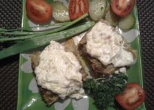 Картофельная бабка по-литовски (пошаговый фото рецепт)