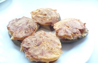 Пицца-бутерброд (пошаговый фото рецепт)