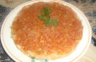 Тертая фасоль (пошаговый фото рецепт)