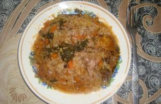 Капустняк (рецепт с пошаговыми фото)