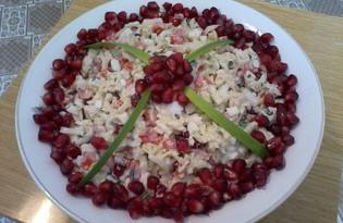 """салат """"Мерси"""" (рецепт с пошаговыми фото)"""
