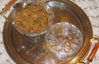 Сухофрукты с мёдом (пошаговый фото рецепт)
