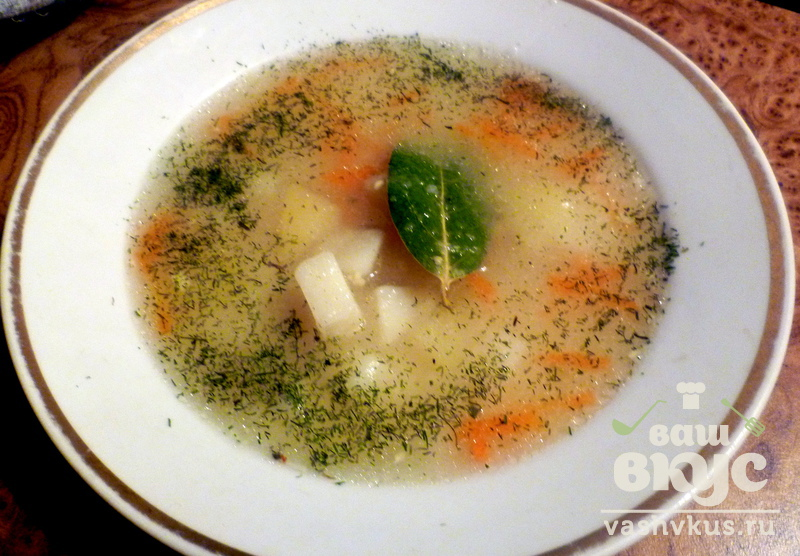 рецепт несложного супа