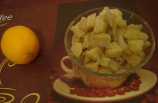 Салат из картофеля (рецепт с пошаговыми фото)